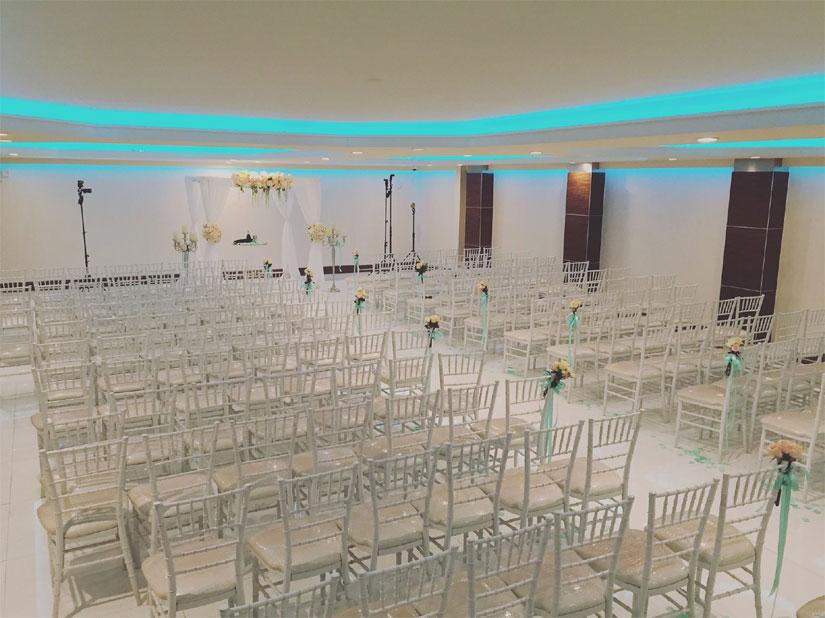 Ceremony Room at Metropol in Los Angeles CA