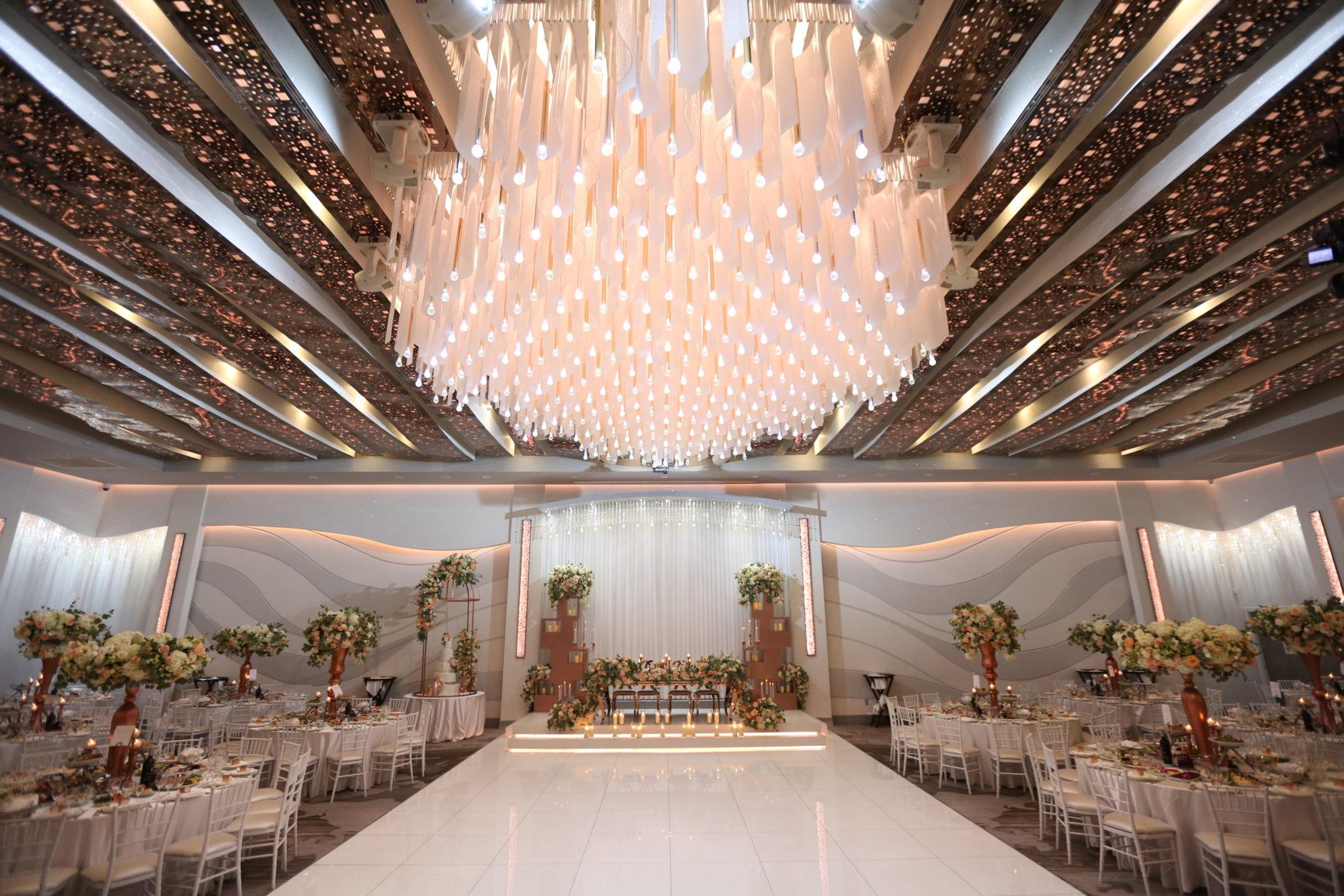 Metropol Banquet Hall Modern Ballroom