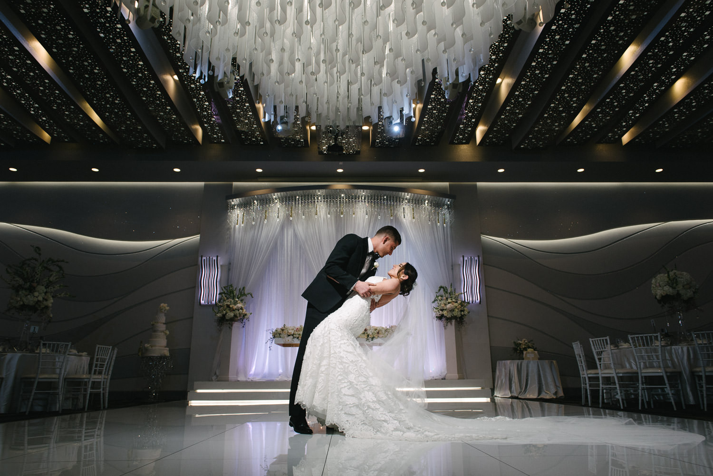 Perfect Wedding Venue - Modern Ballroom at Metropol