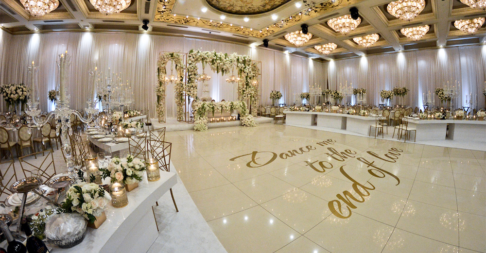 Grand Ballroom for Weddings