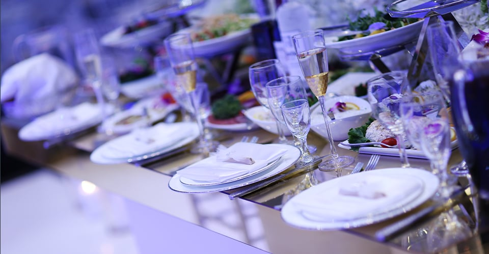 Metropol Banquet Hall - Catering Services