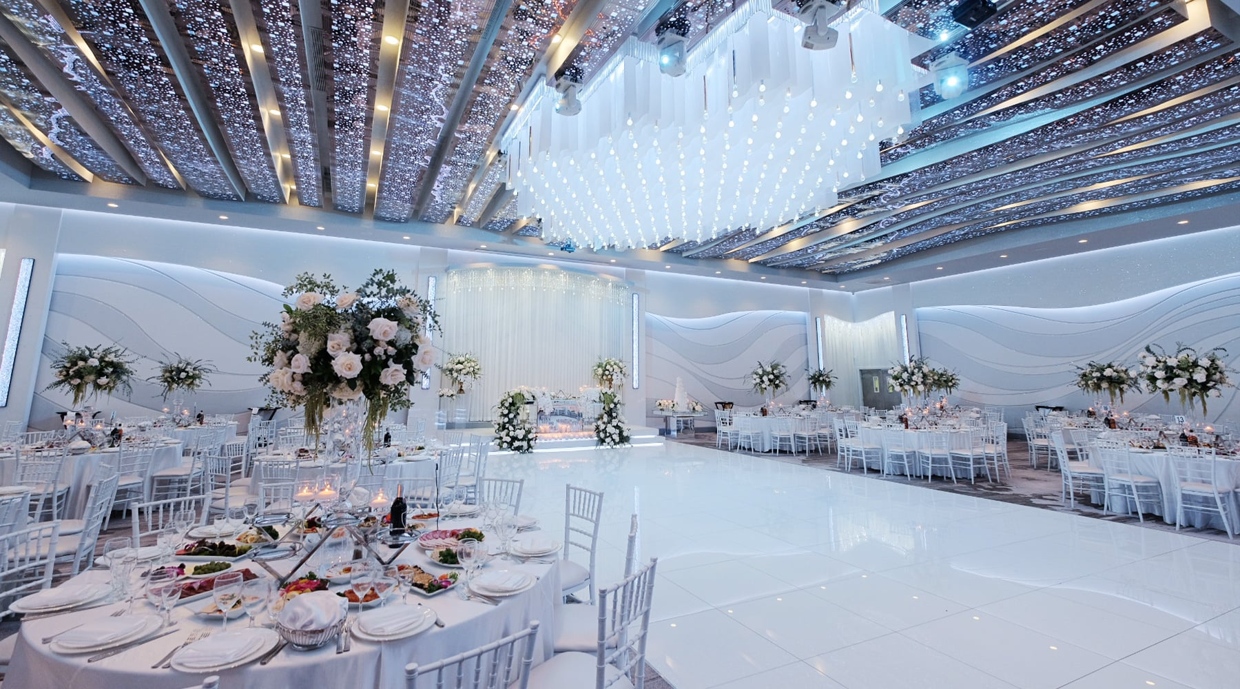 Exquisite Banquet Halls For Rent In Los Angeles - 4 Diverse Ballrooms