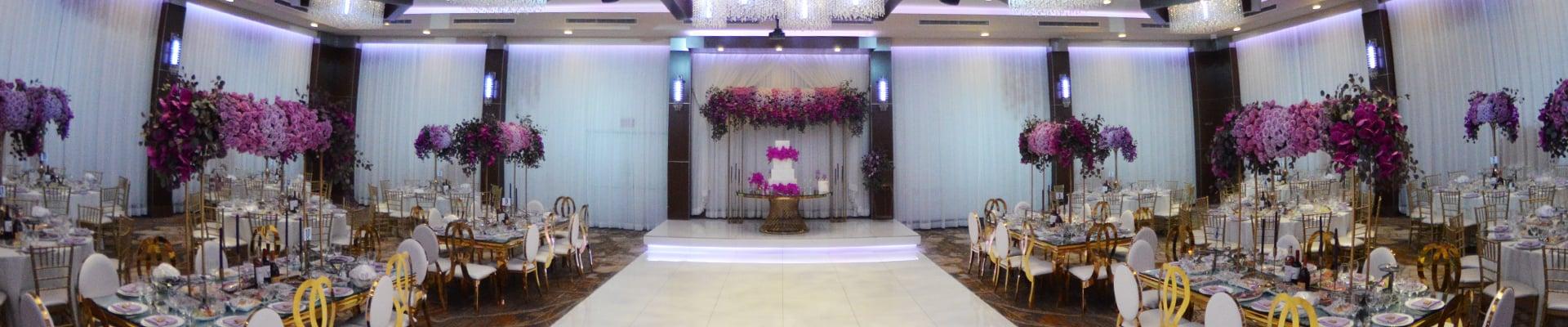 Metropol Banquet Hall - Quinceañera Venue