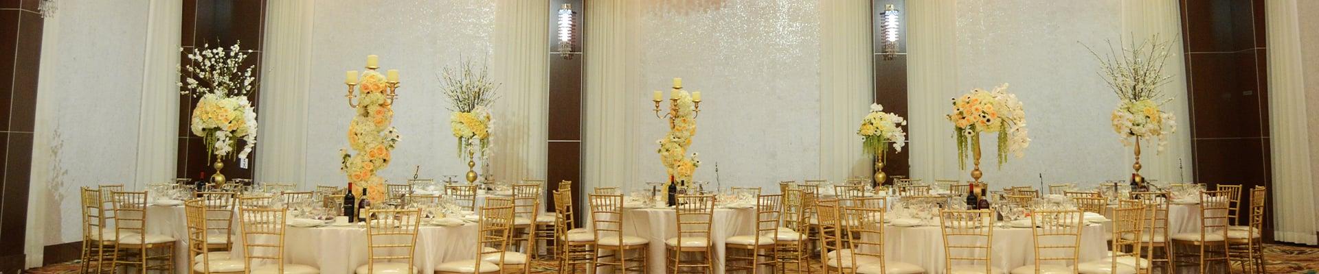 Metropol Banquet Halls for Small Venues