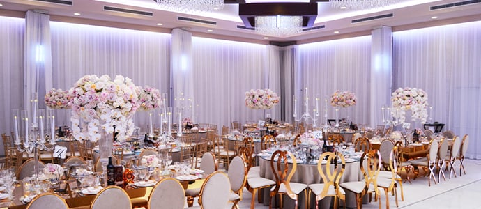 Metropol Banquet Hall - Special Occasions Venue - Millennium Ballroom