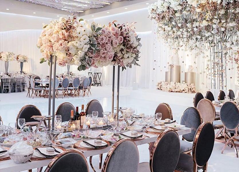 Metropol Banquet Hall - Dining Cuisine