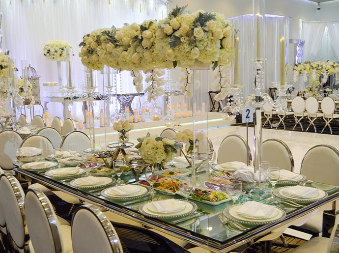 Metropol Banquet Hall - Customize Wedding Venue