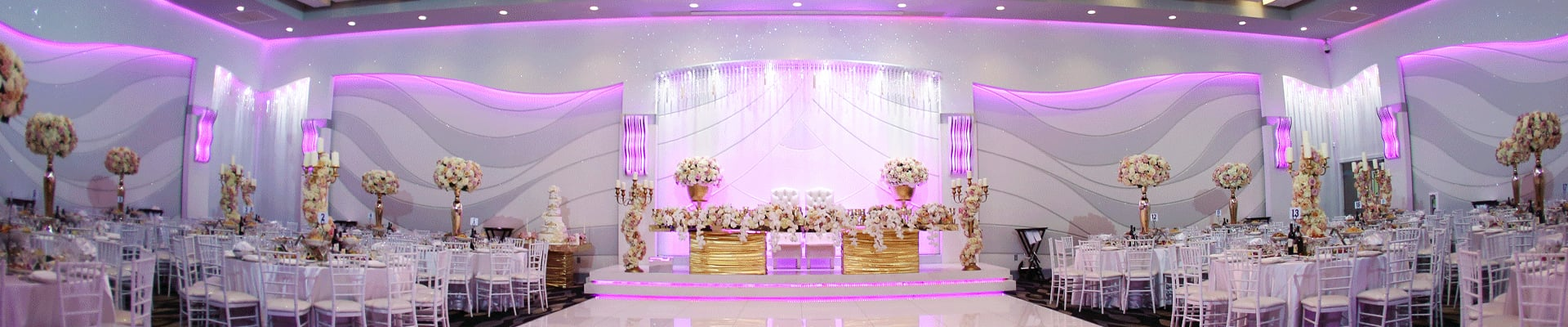Metropol Banquet Hall - Wedding Venue