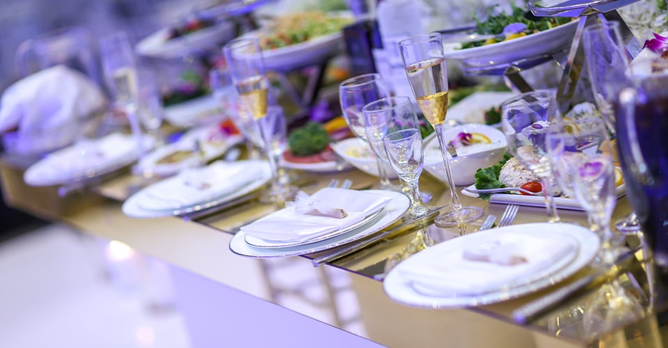 Metropol Banquet Hall - Dining & Catering