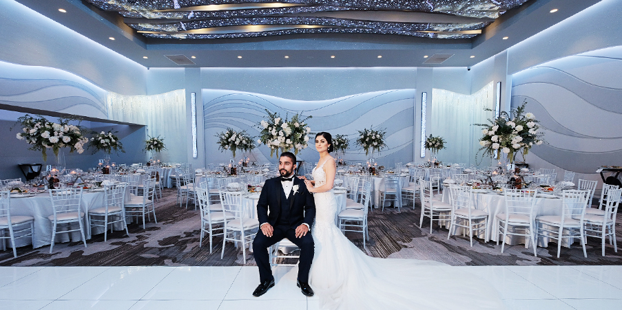 Modern Ballroom - Weddings in Glendale