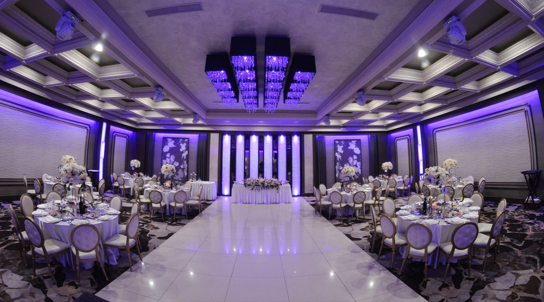 Diverse Exquisite Collection Of Banquet Halls For In