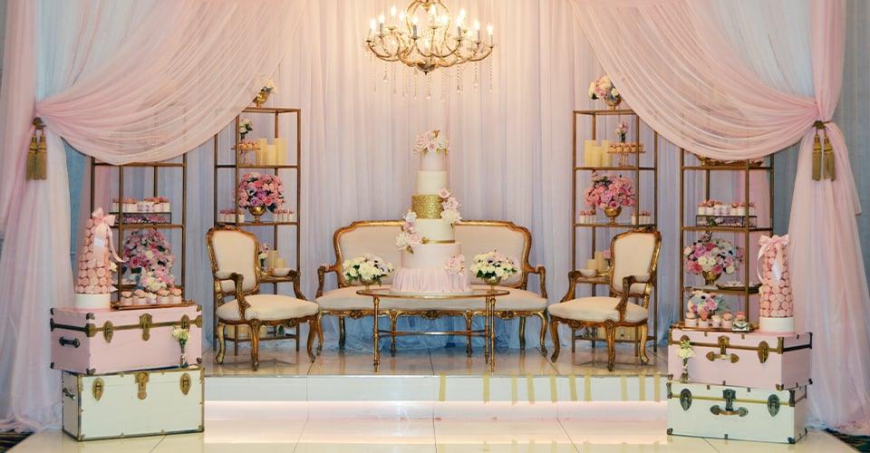 Metropol Banquet Hall - Millennium Ballroom - Customize Your Event