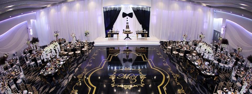 Metropol Banquet Hall - Modern Ballroom - Customize Your Event