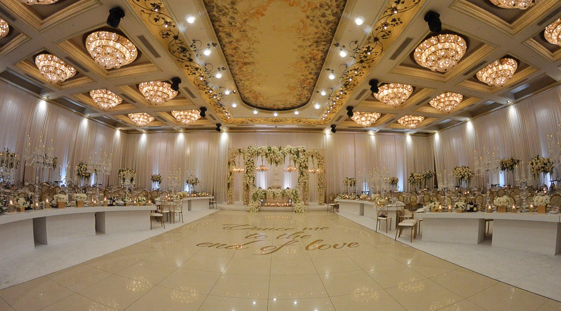 Renaissance Banquet Hall - Grand Ballroom