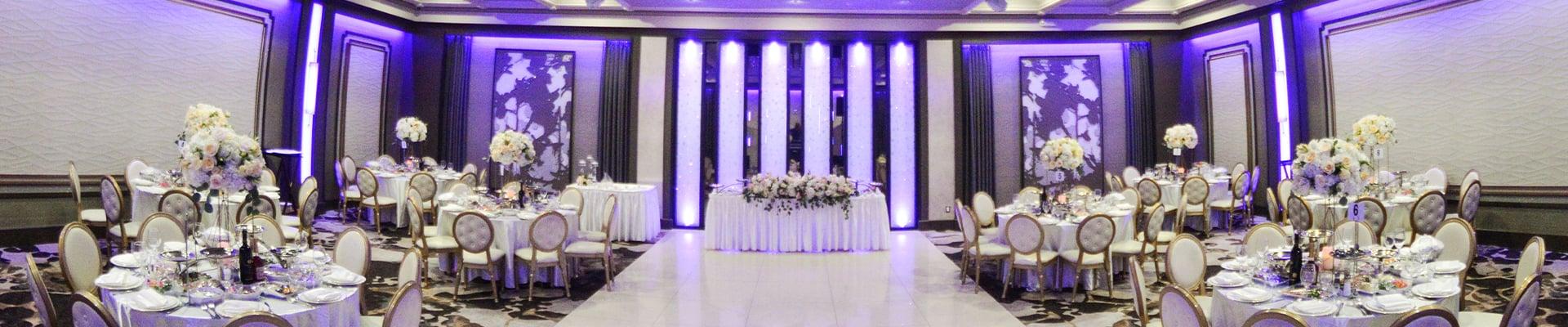 Metropol Banquet Hall - Crystal Ballroom