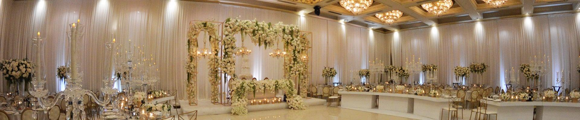Metropol Banquet Hall - Grand Ballroom