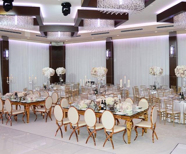 Metropol Banquet Hall - Millennium Ballroom Amenities