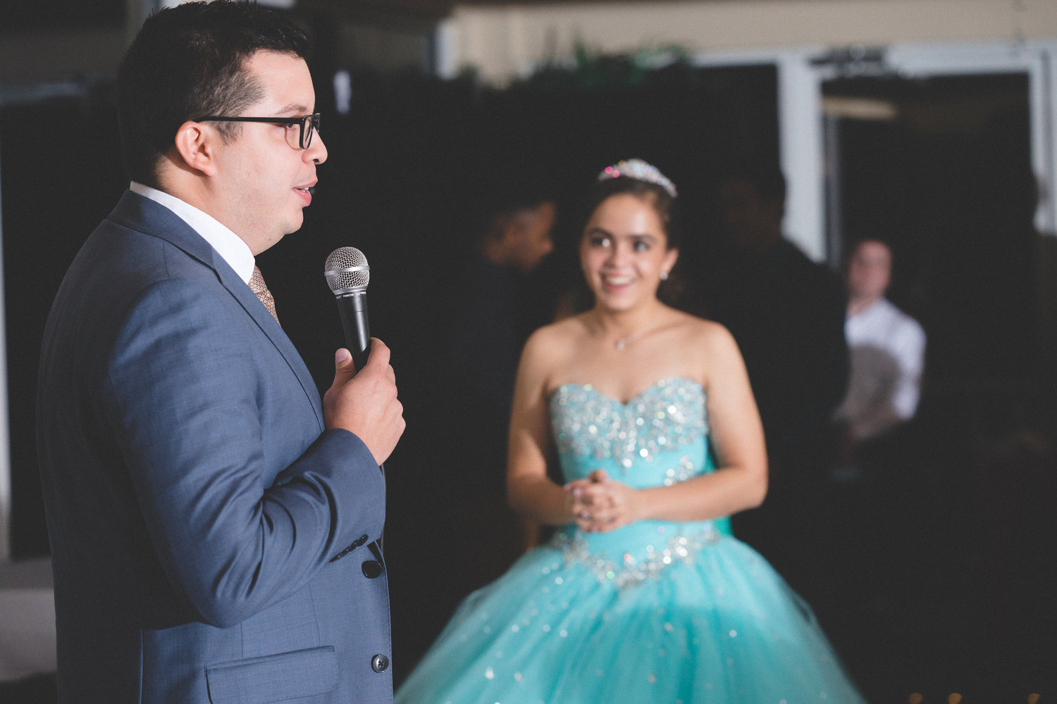 Father speech quinceanera tradition