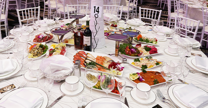 Wedding Catering in Glendale
