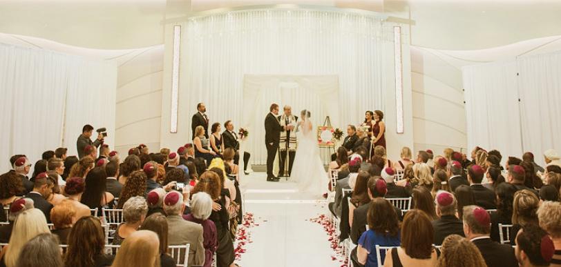 Wedding Ceremony At Metropol Banquet