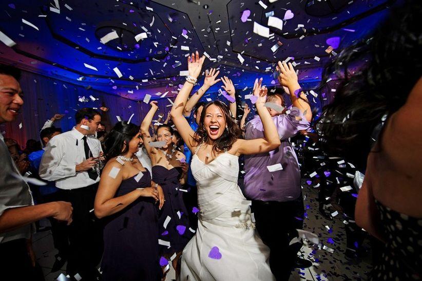 Wedding Reception Entertainment Ideas - Confetti